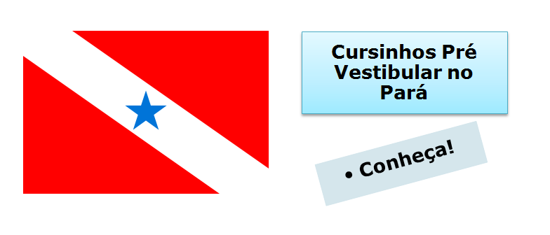 Cursinhos Pré Vestibular no Pará por Vestibular1
