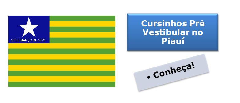 Cursinhos Pré Vestibular no Piauí por Vestibular1