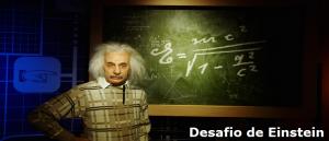 Desafio de Einstein por Vestibular1
