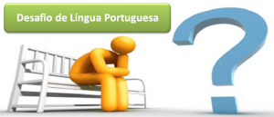 Desafio de Língua Portuguesa por Vestibular1