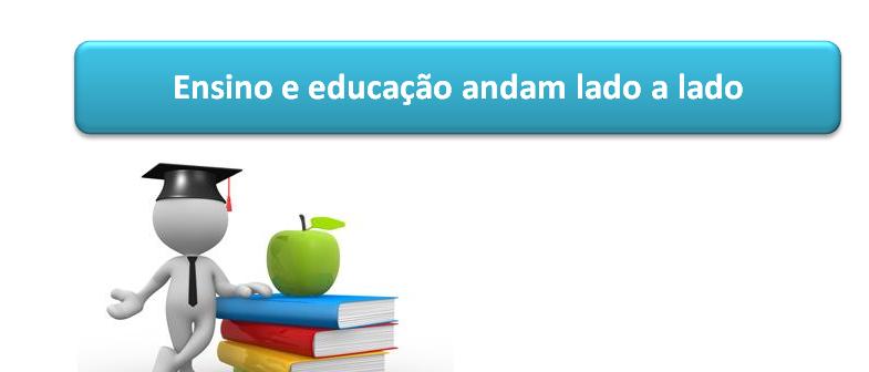 Ensino e educação andam lado a lado em Vestibular1