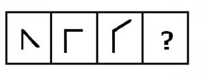 Teste de QI, preencha o espaço vazio da figura p11. Vestibular1