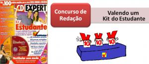 Concurso de Redação Kit do Estudante por Vestibular1