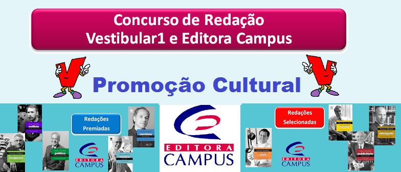 Concurso de Redação Vestibular1 e Ed. Campus