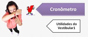 Cronômetro do Vestibular1 para teste de qi