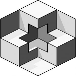 Ilusão geométrica, ilusão de ótica no Vestibular1