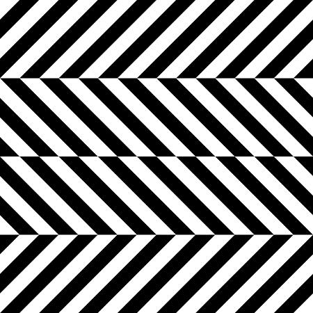 Ilusão sensação das paralelas do Vestibular1