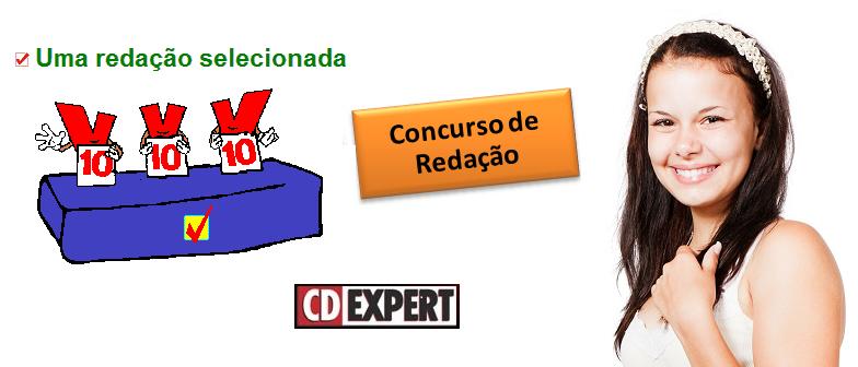 Redação Selecionada no Concurso Expert vestibular1 vestibular