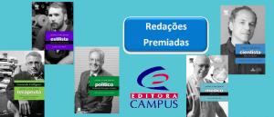 Redações premiadas no Concurso Editora campus e Vestibular1