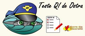 Teste QI de Ostra 2 por Vestibular1