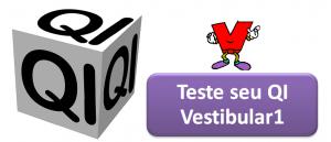 Teste seu QI com Vestibular1 testes raciocinio