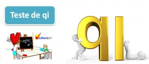 Testes para QI do Vestibular1