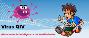 Virus QIV (Quociente de Inteligência do Vestibulando) por Vestibular1