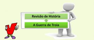 A Guerra de Troia Revisão de História por Vestibular1