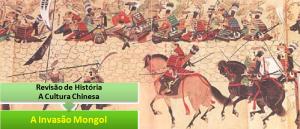 A Invasão Mongol Revisão de História no Vestibular1