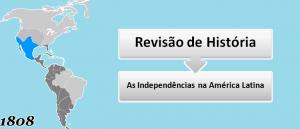 As Independências na América Latina 2 por Vestibular1