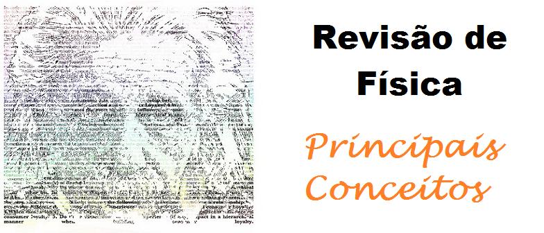 Física Principais Conceitos Revisão por Vestibular1