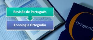 Fonologia Ortografia Revisão de Português por Vestibular1