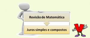 Juros simples e compostos Matemática Vestibular1