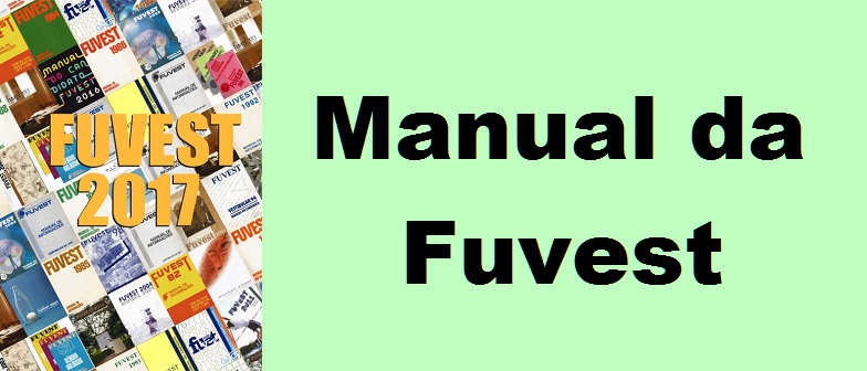 Manual da Fuvest 2017 por Vestibular1