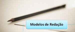 Modelos de Redação 2 no Vestibular1