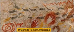 A Origem do Homem Americano Revisão de História por Vestibular1
