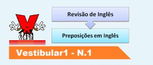 Preposições em Inglês Revisão de Inglês no Vestibular1