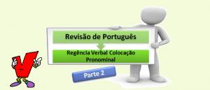 Regência Verbal Colocação Pronominal 2 Português por Vestibular1