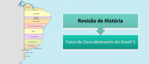 Revisão de História: Fatos do Descobrimento do Brasil 3 por Vestibular1