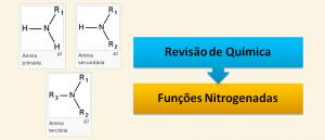 Revisão de Química: Funções Nitrogenadas por Vestibular1