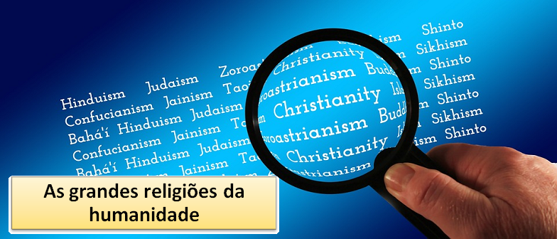 As grandes religiões da humanidade História