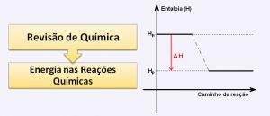 Energia nas Reações Químicas Química Vestibular1