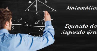 Equação do Segundo Grau Revisão de Matemática em Vestibular1