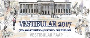 FAAP abre inscrições para o vestibular 2017 por Vestibular1