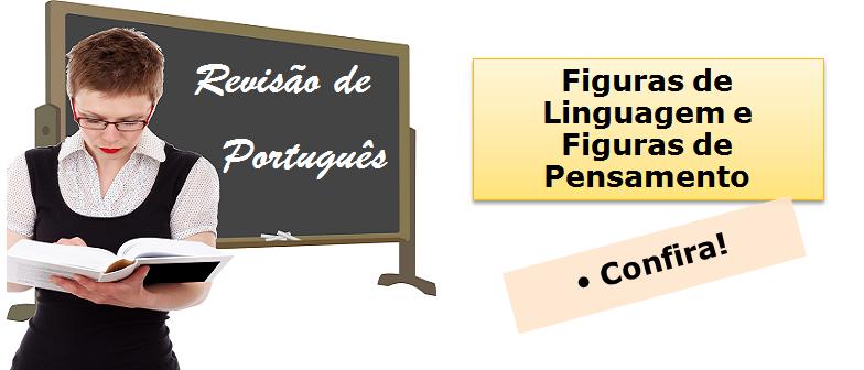 Figuras de Linguagem e Figuras de Pensamento por Vestibular1