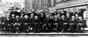 Físicos Thomson, Chadwick e Rutherford Vestibular1