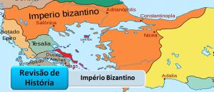 Império Bizantino Revisão de História em Vestibular1