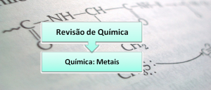 Química Metais Vestibular1 Revisão de Química