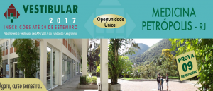 Vestibular para Medicina na FMP/Fase tem inscrição aberta por Vestibular1