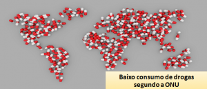 Baixo consumo de drogas segundo a ONU Vestibular1