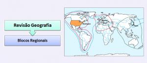 Blocos Regionais Revisão de Geografia Enem