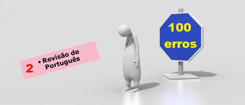 Cem erros mais comuns 2 Revisão de Português Vestibular1