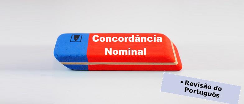 Concordância Nominal Revisão de Português Vestibular1