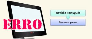 Dez erros graves Revisão de Português Vestibular1