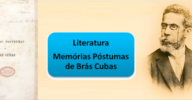 Literatura Memórias Póstumas de Brás Cubas Vestibular1