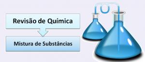 Mistura de Substâncias Revisão de Química Enem