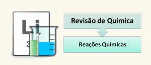 Reações Químicas Revisão de Química Enem