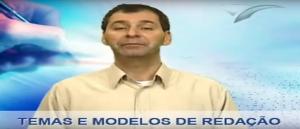 Vídeo Aula Redação Aula 12 Modelos Redação Vestibular1