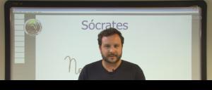 Vídeo Curso de Filosofia Aula 04 Sócrates por Vestibular1