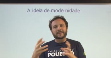 Vídeo Curso de Filosofia Aula 12 Origem da Filosofia Moderna